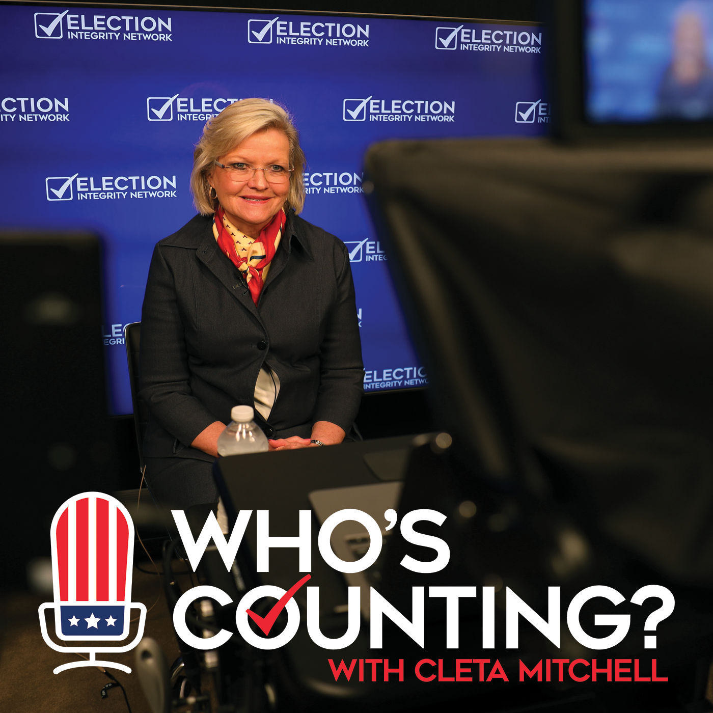 Who's Counting with Cleta Mitchell